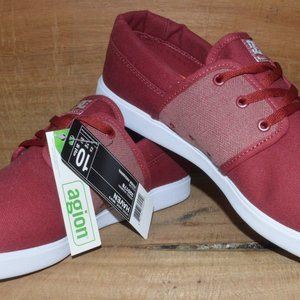 DC Haven Rose Red Mens US 10 320178 BNWT